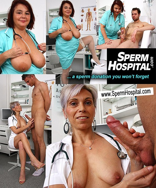 SpermHospital.com - one of the best mature porn sites